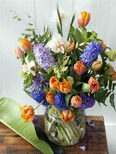 bouquet recipe bring colour to january with tulips