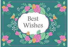 best wishes for vinyage best wishes vector free vectors