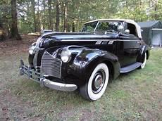 1940 Pontiac For Sale 1940 pontiac convertible for sale classiccars cc