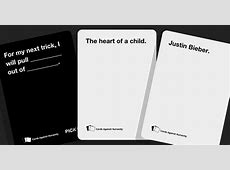 cards against humanity play now
