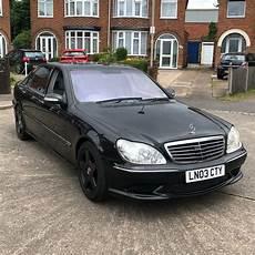 2003 Mercedes S600 V12 Biturbo S Class W220 500bhp In