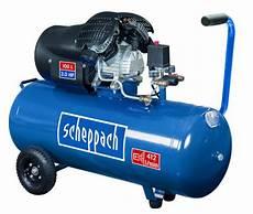 Druckluft Kompressor 100l - scheppach kompressor hc100dc 100l 8bar 3ps ansaugleistung