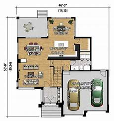 multi level modern house plan 80840pm architectural designs house plans