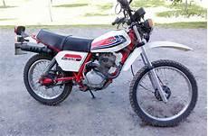 125 xls honda xl125sz l125s honda moto xls 125 125 1979 europe pices