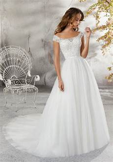 leticia wedding dress style 5683 morilee