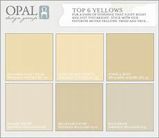 how to choose the perfect yellow paint color for the