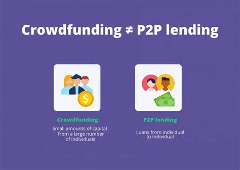 Crowdfunding Vs P2p Lending