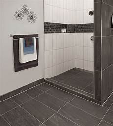Bathroom Floor Tile Trim by Subway Station Schluter Bath In 2019 Tile Edge