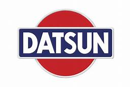 All Car Logos Datsun Brand To Sell Cars In South Africa