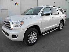 Sell New 2013 Toyota Sequoia Platinum In Blizzard Pearl
