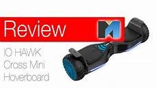 io hawk cross mini hoverboard im test