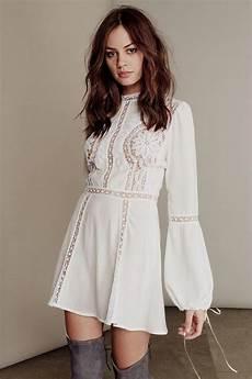 robe bohème chic courte 81964 robe romantique boheme julie bas