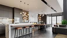 cucina e sala da pranzo 1001 idee per arredare salotto e sala da pranzo insieme
