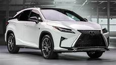 lexus rx 350 changes for 2020 2020 lexus rx 350 release date new suv price