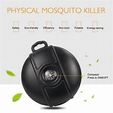 Bakeey Outdoor Ultrasonic Mosquito Repellent by Outdoor Solar Repeller Portable Ultrasonic Multi Function