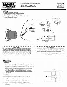 autometer wiring diagram car wiring diagram