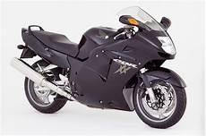 1996 2007 Honda Cbr 1100 Xx Blackbird Picture