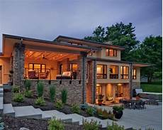 house plans with walk out basements hillside walkout basement house plans modern house zion