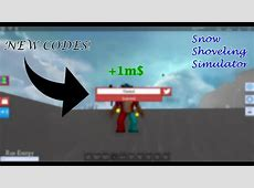SNOW SHOVELING SIMULATOR CODES! (2020) GET RICH FAST   YouTube