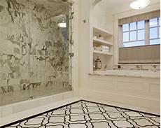Bathroom Ideas Marble Floor by 35 Great Pictures And Ideas Basketweave Bathroom Floor