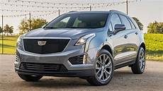 2020 cadillac xt5 shows its subtly updated looks