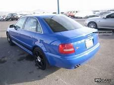 2001 audi s4 quattro car photo and specs