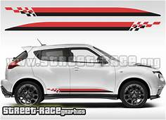 020  Juke Side Racing Stripes Street Raceorg High