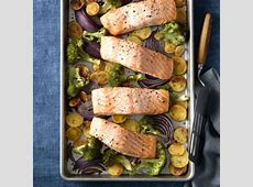 crispy top and bottom fresh salmon_image