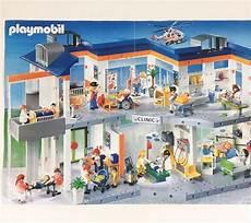 Playmobil Ausmalbild Krankenhaus Playmobil 4404 Hospital Retired Nearly Complete W Figures