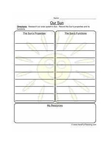 earth science solar system worksheets 13375 our sun worksheet solar system worksheets science worksheets worksheets