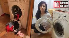 Bullauge Beim Schleudern Geplatzt Neue Waschmaschine F 252 R