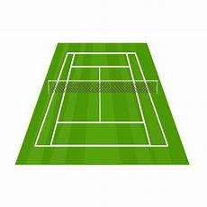 Gambar Lapangan Bola Voli Beserta Ukurannya Dan