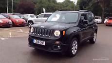Jeep Renegade Longitude - jeep renegade longitude black 2015