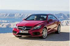 Mercedes Reveals Freshened 2014 E Class Coupe And