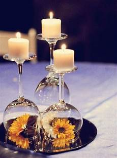 12 wedding centerpiece ideas from pinterest wine glass wedding easy cheap wedding decorations