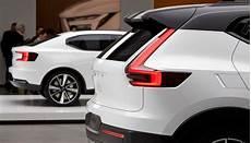 volvo elektroauto ab 2019 mit bis zu 100 kwh