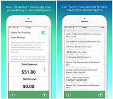 say goodbye to paper toll receipts tollsmart