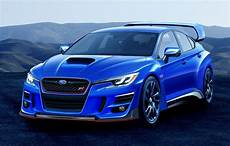 could this be the all new 2020 subaru wrx sti