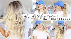 air dried waves 7 hat hairstyles twist me pretty youtube