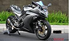 250 Fi 2018 Modif by Modifikasi Kawasaki 250 Fi 2014 Kamuflase Hemat