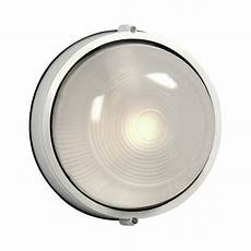 galaxy marine 10 25 in h white outdoor wall light at lowes com