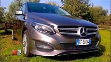 New Mercedes Classe B 180d Next 2017 Test Drive
