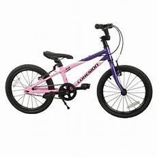 Cohesion Explorer Lightweight 18 Inch Bike Pink