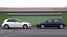 Vw Golf Vii Vs Vw Golf Vi