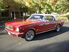 1965 FORD MUSTANG CONVERTIBLE  20308