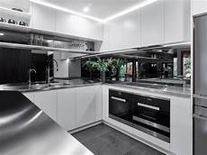 Kitchen Furniture Adelaide A Stainless Steel Moment Contemporary Kitchen