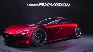 MAZDA RX VISION 360 VIEW STYLING  YouTube