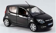 wonderful schuco modelcar opel agila b 2008 black