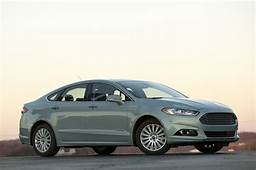 2014 Ford Fusion Order Guide Reveals New Base Hybrid Model