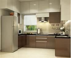 modern kitchen interior design images u shaped kitchen with modern cabinets and false ceiling by